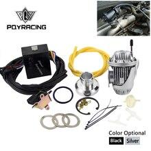 PQY-nouveau contrôleur électrique universel   Pour décharge de Turbo Diesel avec Kit de Valve de décharge argent + 5730-mo