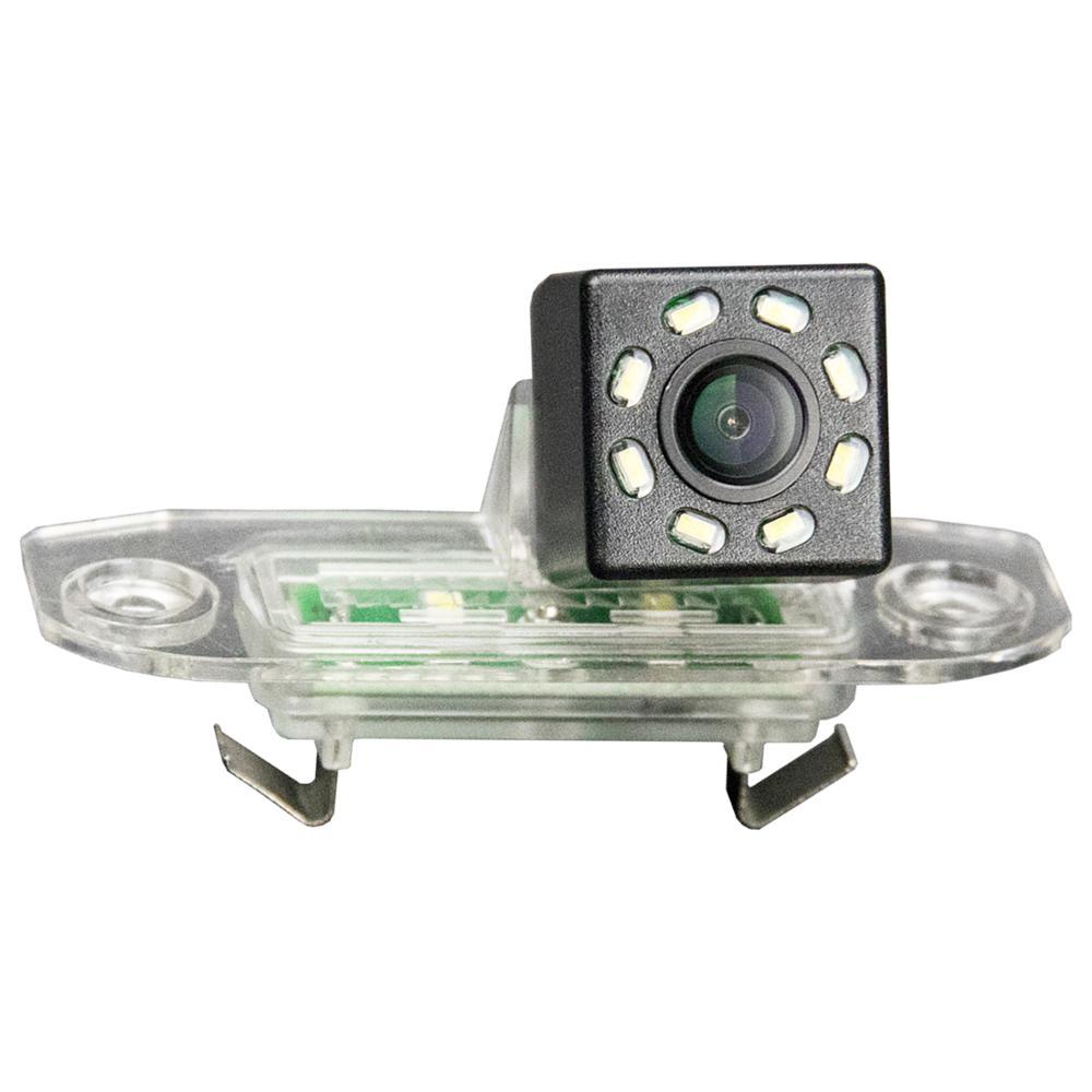 HD 720p cámara de marcha atrás de respaldo cámara de visión trasera para estacionamiento para VOLVO SL40 SL80 XC60 XC90 S40 S80 C70 V40 V50 v60 S60L C30 S40/XC70