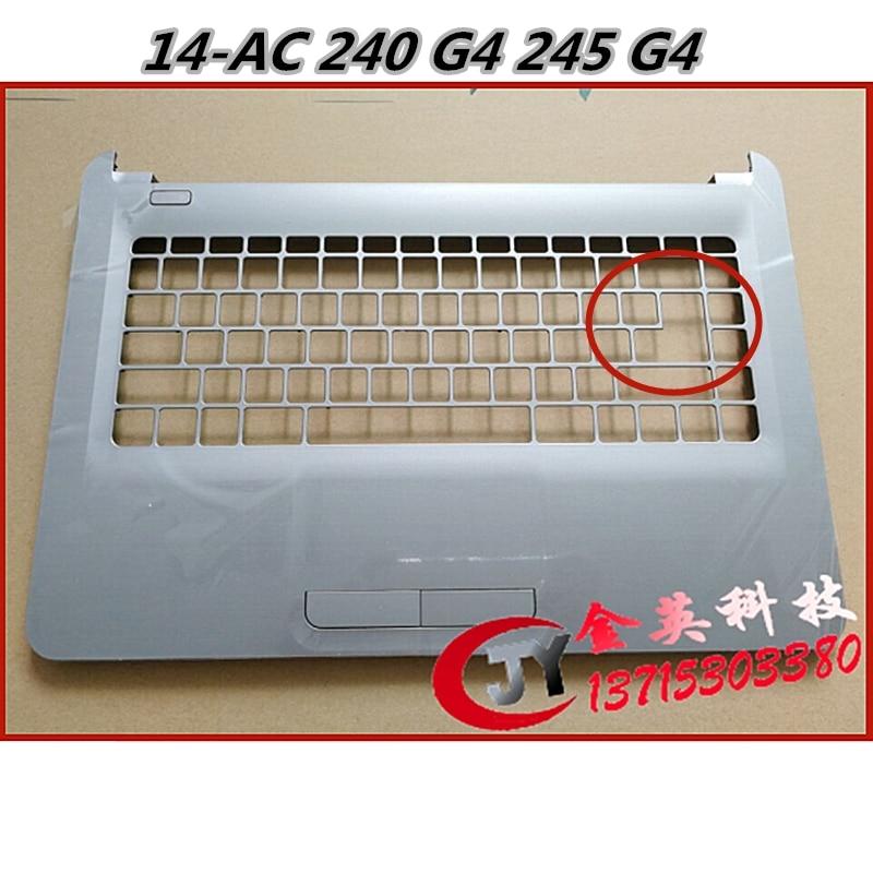 جديد و Palmrest الغطاء العلوي لوحة المفاتيح الإسكان حالة ل hp14-AC 14g-ad 240 G4 245 G4