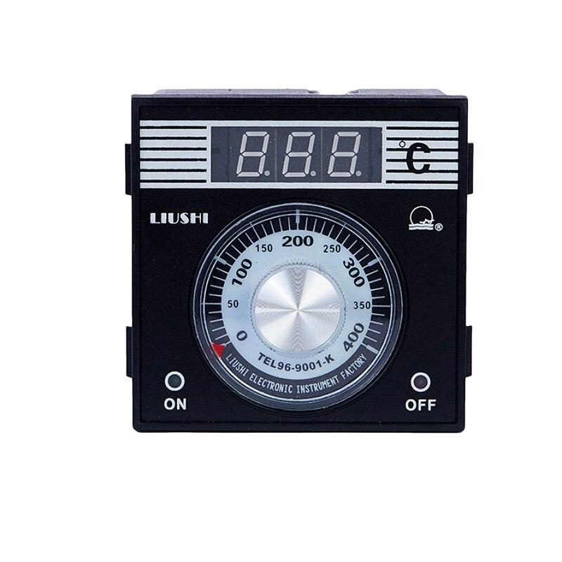 LIUSHI تشجيانغ Liushi أداة إلكترونية مصنع TEL96-9001 فرن متحكم في درجة الحرارة Hongling التحكم في درجة الحرارة التبديل