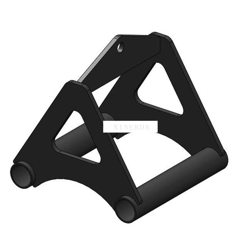 Pull Griff Widerstand Ausbildung Pull Dreieck Grip Griff Rudern Hand Greifer Stärken Heavy Duty Handgriff Fitness Ausrüstung
