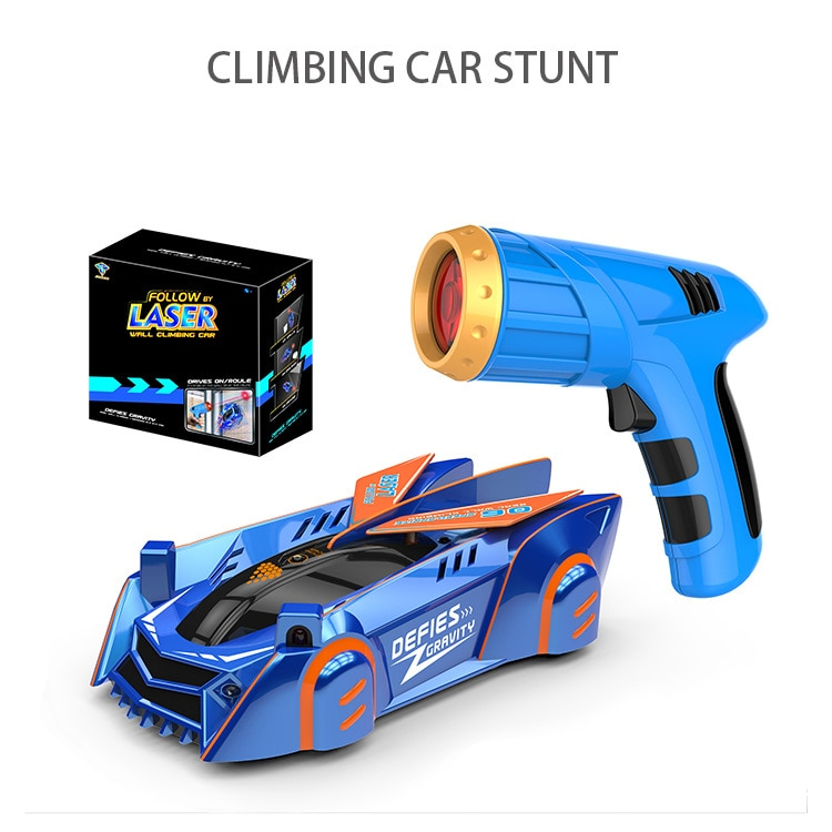 Stunt Climbing Wall RC Car for Adults Electric Remote Control Cars Boy Toys Kids Infrared Induction Drift Light Rotate Fun Gift enlarge
