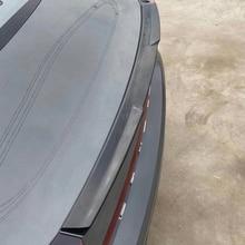 FOR Hyundai NEW Sonata Auto Spoiler Accessories 2019-2021 ABS Material Car Trunk Rear Lip WING Tail