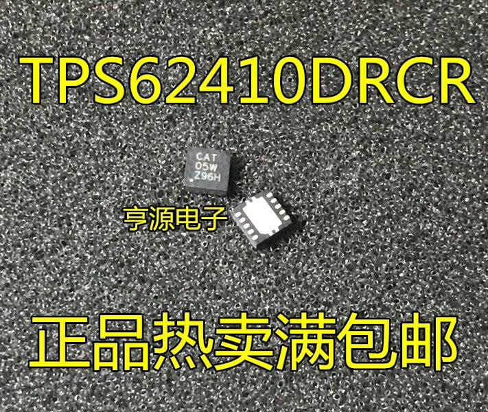 TPS62410 TPS62410DRCR silk-screen CAT SON10