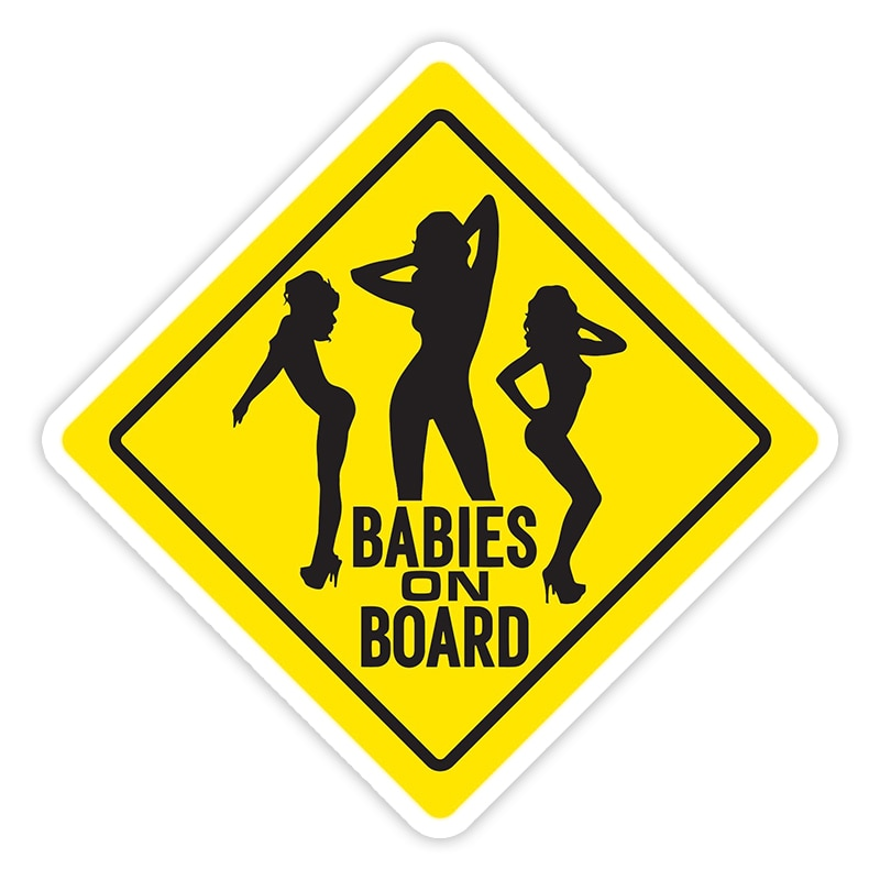 Автомобильная наклейка, различные размеры, самоклеящаяся наклейка, автомобильная наклейка для младенцев, водонепроницаемые автомобильные...