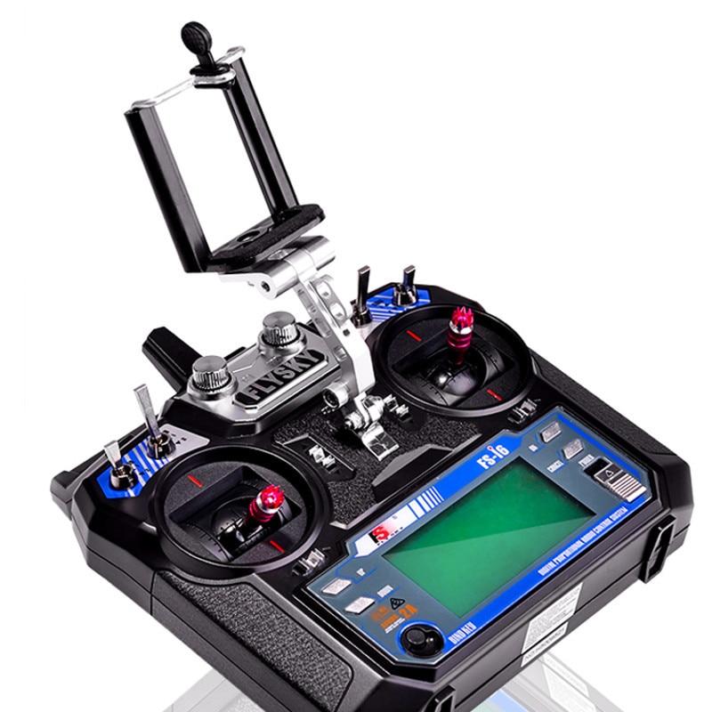 Flysky FS-I6 i6 FS-I6X i6X tablette téléphone portable moniteur affichage monture de Support Support de montage pour émetteur télécommande