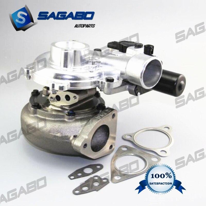Turbocompresor CT16V 17201-30181, 17201-30180, 17201-30150 La Turbolader para Toyota Hiace 3,0 D4D 2007 - 171 Hp 1KD-FTV 2982 ccm