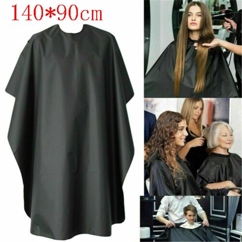 Capa de peluquería impermeable, abrigo de pelo, delantal de peluquero, accesorios de...