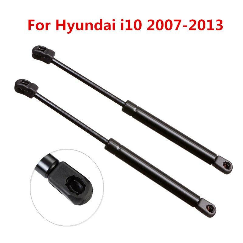 2 uds. Amortiguador de resorte de Gas para puerta trasera de coche para Hyundai i10 2007-2013 817700X000