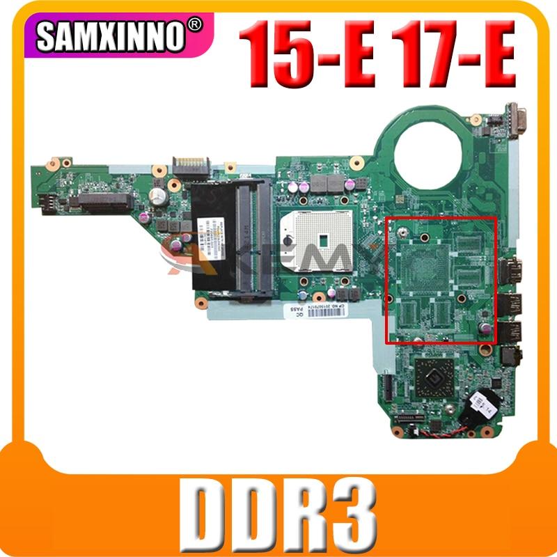 لوحة أم للكمبيوتر المحمول HP 15-E 17-E من Akemy طراز 720691-501 DA0R75MB6C1 DA0R75MB6C0 DDR3 MB 100% تم اختبارها بسرعة الشحن