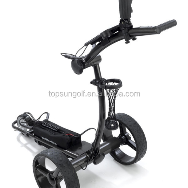 21st القرن نموذج 3 عجلات CE معتمدة سهلة الاستخدام عربة جولف كهربائية جولف كادي
