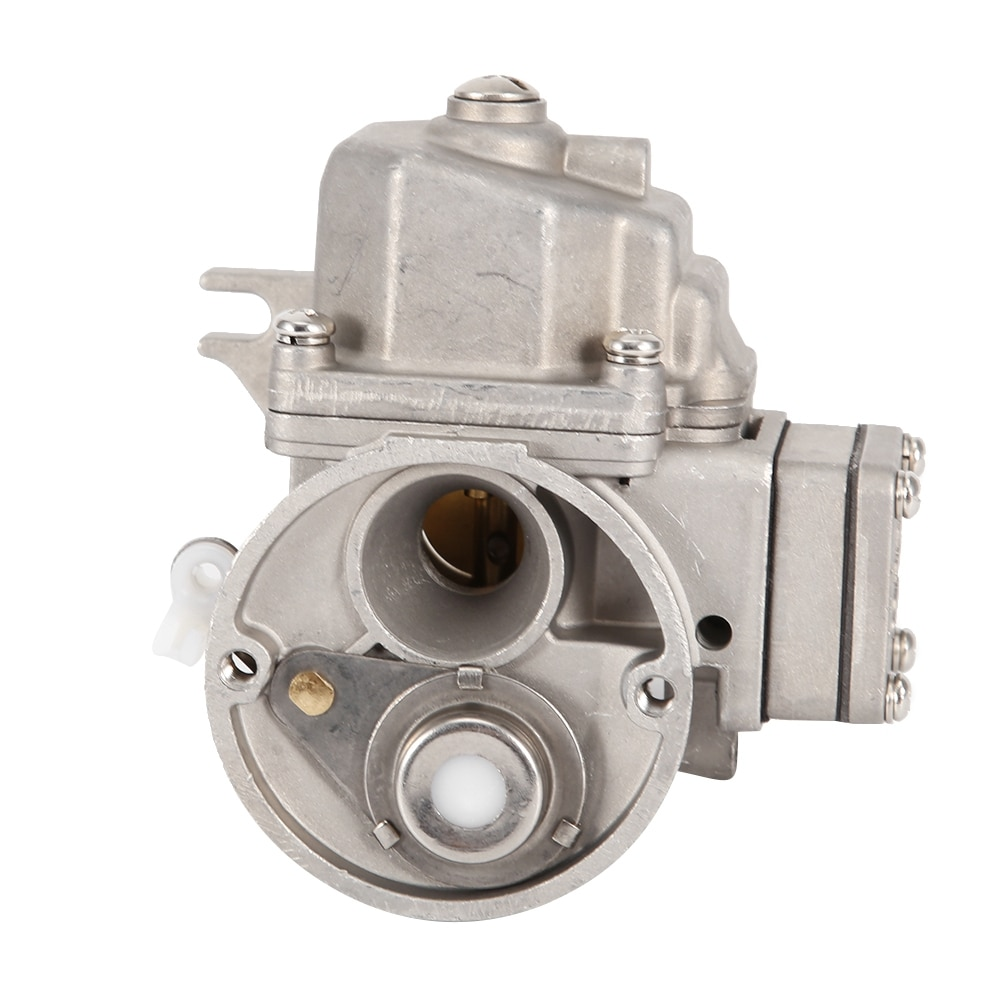 Car Accessories Replacement Carburetor Carb Fit For Yamaha 2-Stroke 6HP 8HP Outboard Maha Carburetor Silver water pump impeller replacement for yamaha 4hp 5hp 6hp f4 2 stroke 4 stroke