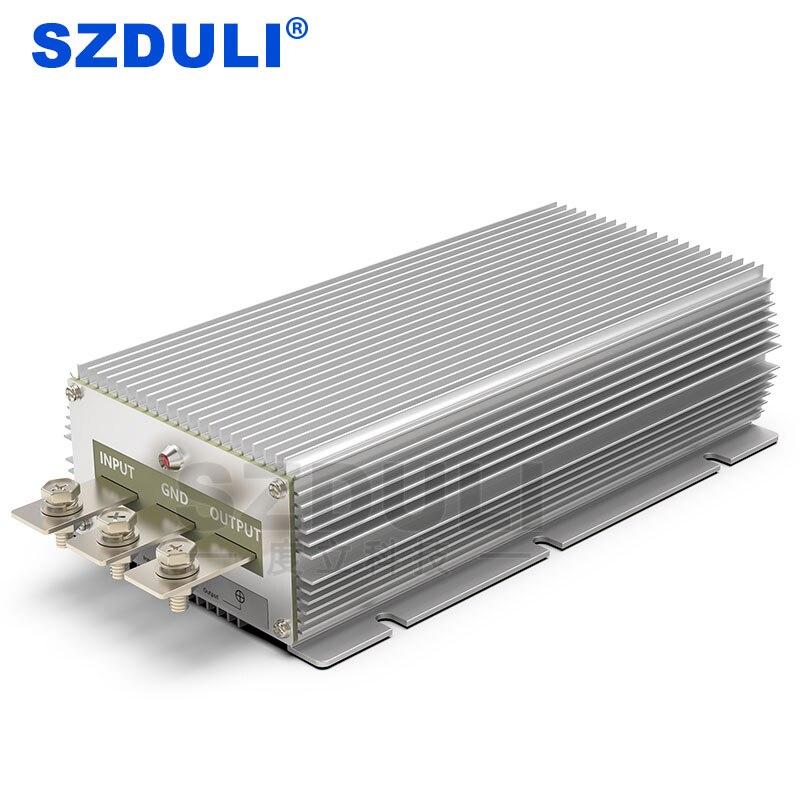 48V à 24V 50A DC abaisseur dalimentation 35V ~ 60V à 24V 1200W convertisseur de module de transformateur automobile CE RoHS
