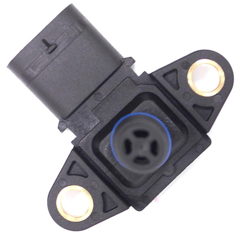 Coletor de admissão Sensor De Pressão 7599042 para BMW Z4 X6 X5 X4 X3 X1 M2 M3 M4 M5 M6 760 750 740 650 OEM #8644432 5551429 7585493