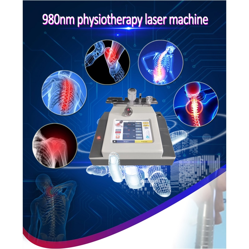 melhor terapia vascular permanente da maquina da remocao da veia da aranha do laser