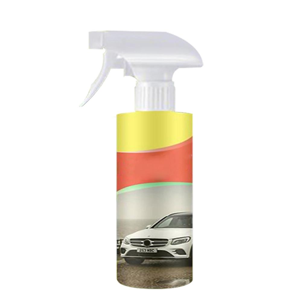 Limpiador para ventanas de automóviles con Spray agente antiniebla de cristal poderoso multifunción, accesorios de limpieza Interior de automóviles