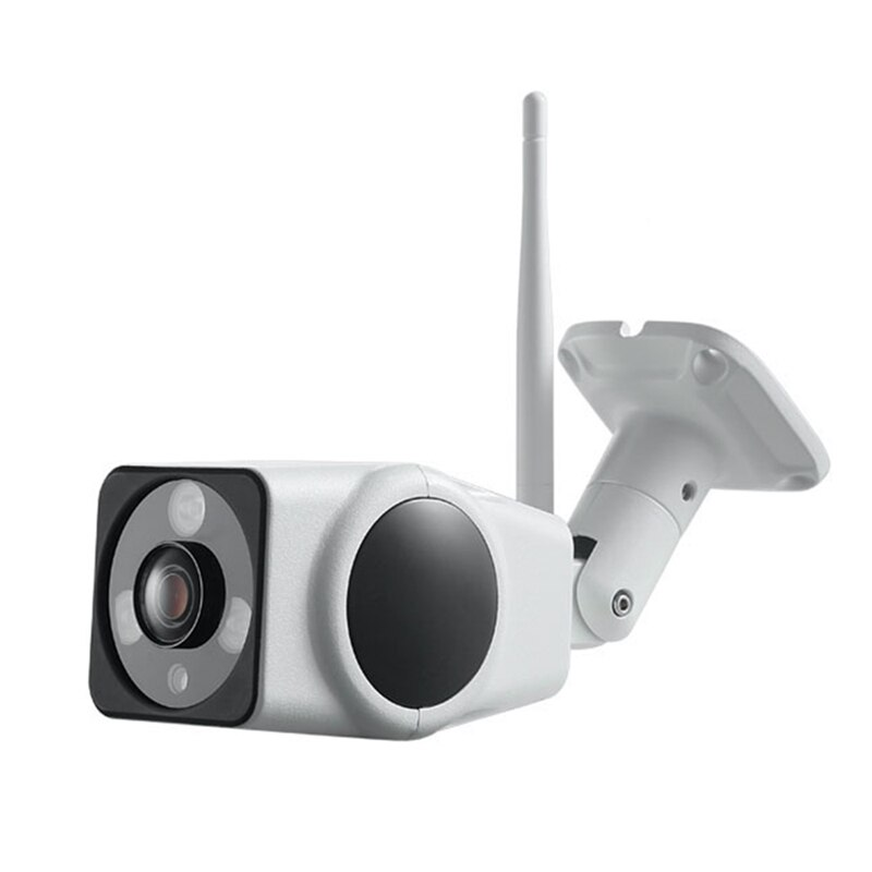 IP Camera Wireless Outdoor Waterproof Closed Circuit Network Camera Infrared Camera US Plug