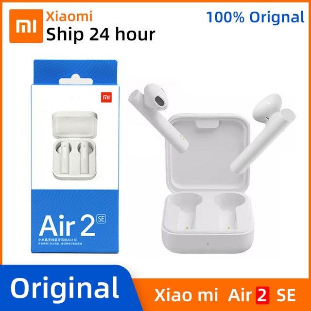 Xiaomi Air 2 SE 5.0 TWS Wireless Bluetooth Earphone Mi TWS Earbuds True AirDots pro 20 Hours Battery Touch Control