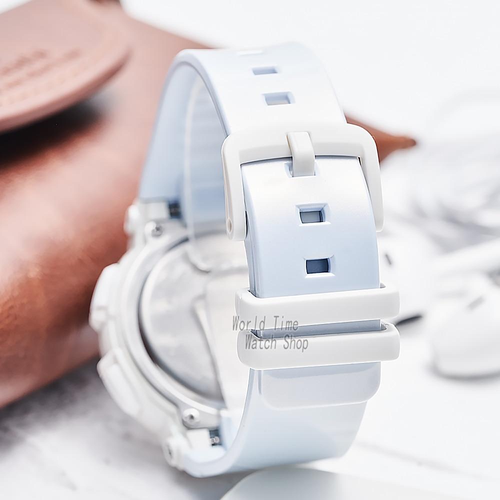 Casio watch BABY-G Women's quartz sports watch Sports waterproof Girl series baby g Watch BGA-250 enlarge