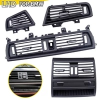 for bmw f10 for bmw f11 for bmw f18 5 series 2010 2017 front row wind left center right air conditioning vent grill outlet panel