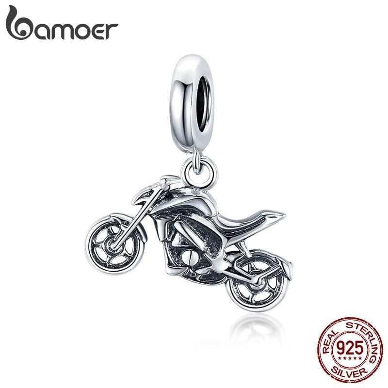 bamoer-Стерлинговое-Серебро-925-пробы-оригинальное-Ювелирное-Украшение-для-мотоцикла-Шарм-для-оригинала-3-мм-Аксессуары-для-браслета-diy-charm
