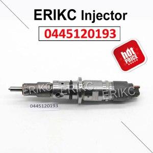 ERIKC 0445120193 Original Common Rail Sprayer 0 445 120 193 Diesel Fuel Oil Pump Injector Nozzle 0445 120 193 For Bosch Cummins