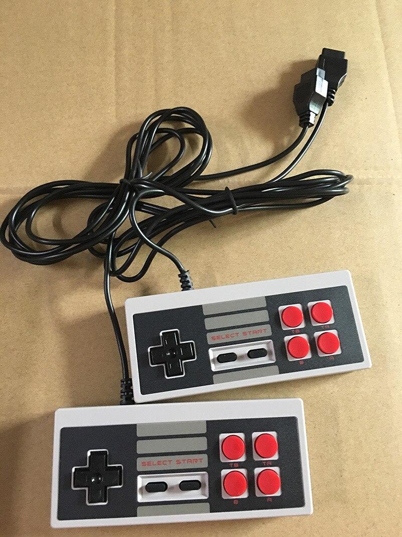 Новый 8-битный игровой контроллер Джойстик для NES джойстик для NES NTSC Для Coolbaby HDMI/AV 600 500 620 игр