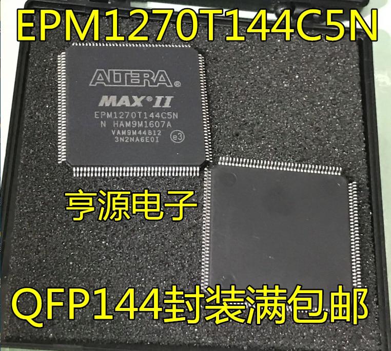 5 piezas EPM1270T144C5N EPM1270T144 TQFP144