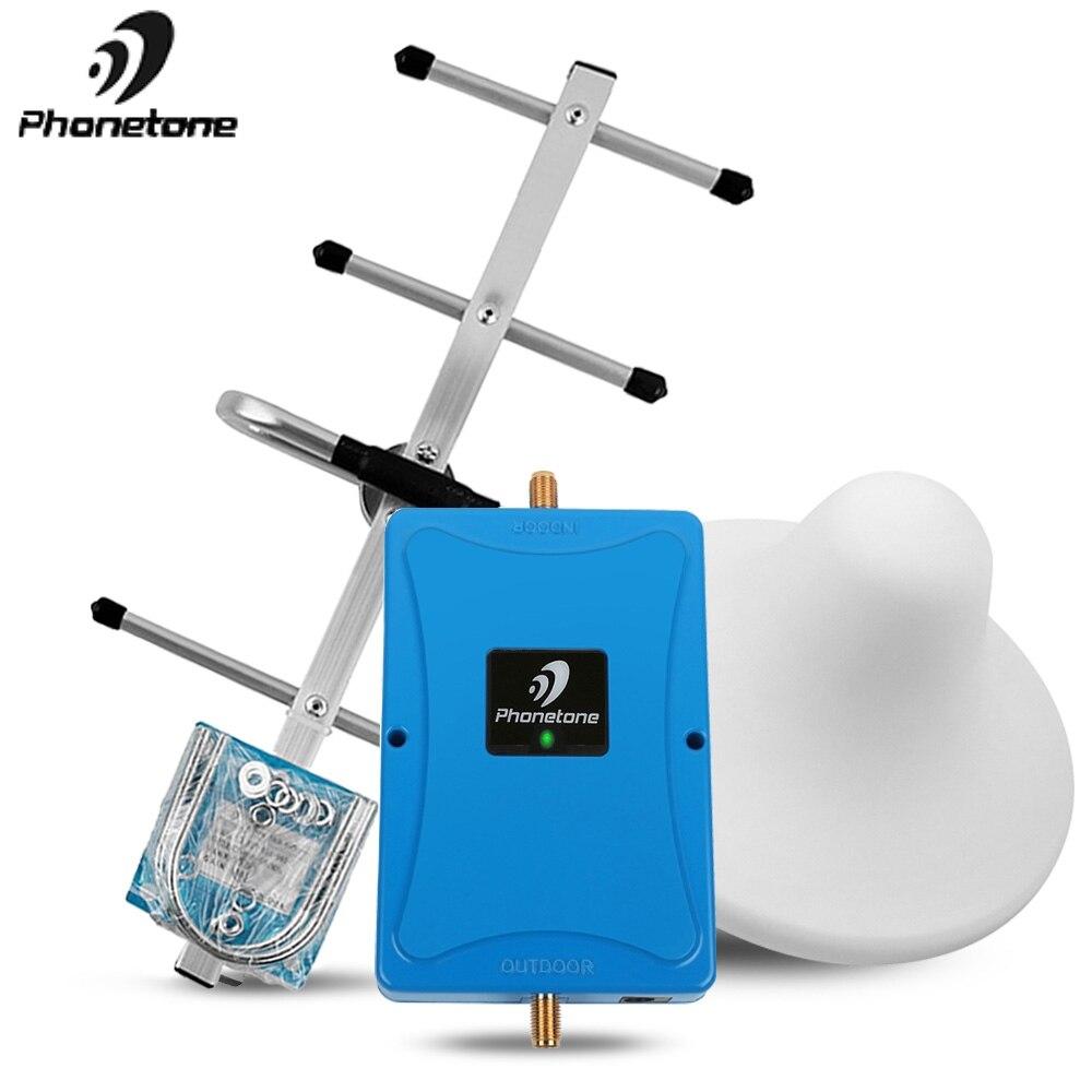 4g lte 800 mhz mobile signal booster 800 banda 20 4g repetidor de telefone celular 4g amplificador de sinal celular & antenas yagi melhorar dados