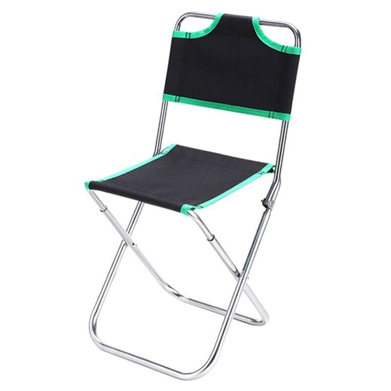 Taburete plegable multiusos para exteriores Silla de pesca trasera silla plegable de aluminio Mazar exterior taburete plegable multiusos trasero Fis