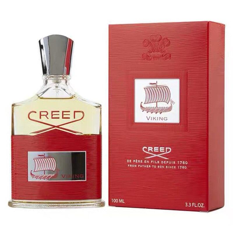 Men's CREED Parfum Lasting Cologne for Men Original Parfumes Importados Parfumes Masculino Originais Vaporisateur Spray
