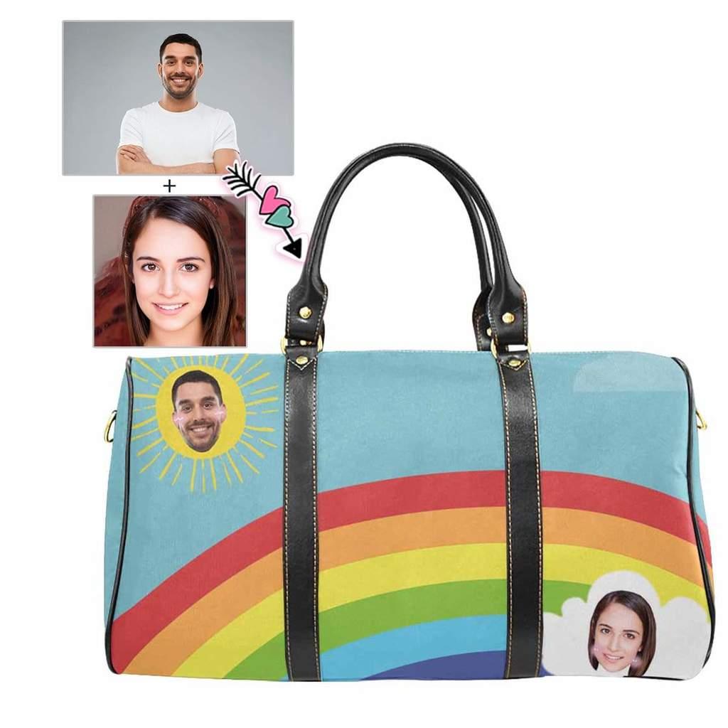 Yes Custom Large Capacity Travel Bags 1200D Oxford Canvas Luggage Bag Handbag Cut-proof Shoulder Bag Overnight Travel Bag
