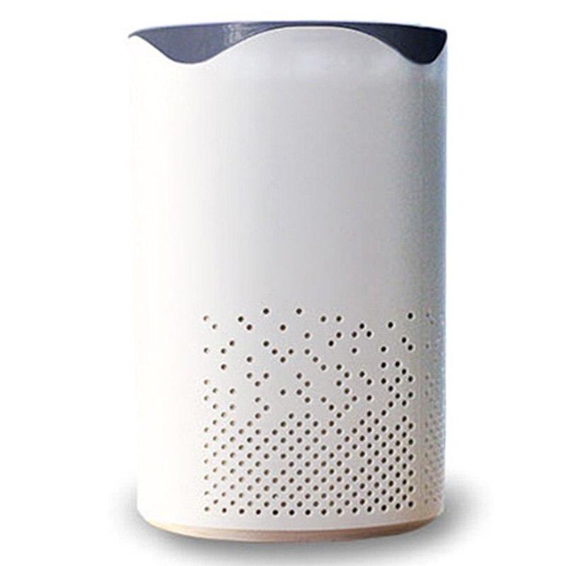 Purificador de ar uv para casa purificação de 5 camadas carga usb portátil fresco ozônio quarto carro fumaça formaldeído ar mais limpo