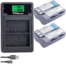 Batterie pour appareil photo Nikon, compatible avec les modèles EL3e, EL3, EL3e, D300S, D300, D100, D200, D700, D70S, D70, D80s, D80, D90, D50, EN-EL3E