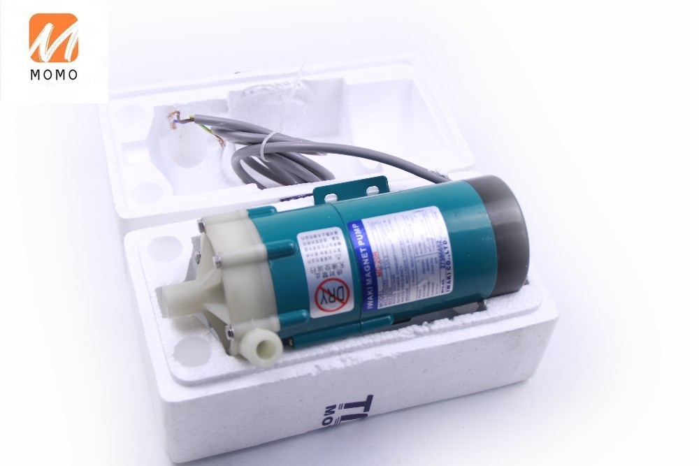 for Corrosion-Resistant Chemicals MD-20R Pump with Magnetism Forle Pumps enlarge