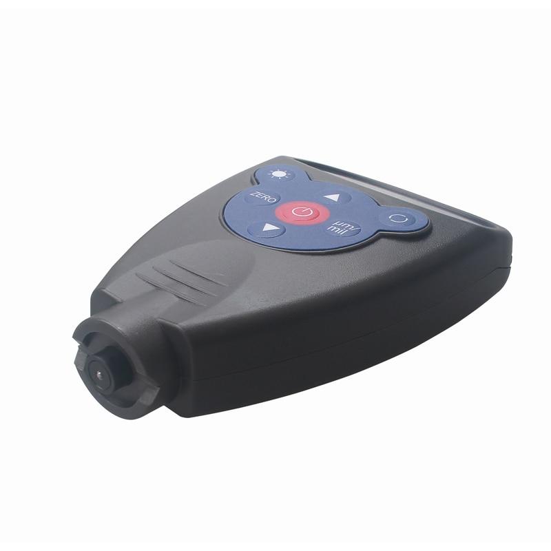 SYT610  digital paint thickness gauge car paint tester  range 0-1250um paint coating thickness gauge enlarge