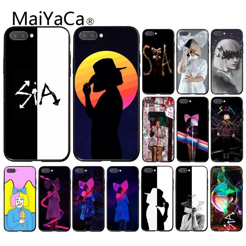 Maiyaca Sia Kate Isobelle Furler funda del teléfono para Huawei Honor 8X 9 10 20 Lite Honor 7A 7C Honor10i 9X jugar 8C