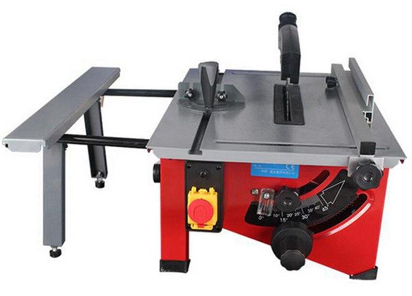 Serras de mesa, máquina de corte elétrica, dicador de cubos, serra elétrica, máquina de serrar de alta qualidade