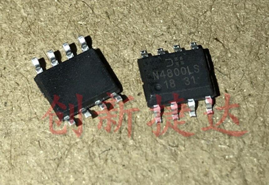 Xinyuan 5pcs/lot  DMN4800LS SOP-8 N4800LS SOP8 DMN4800LS-13 SOP DMN4800 laptop p new original