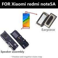 for xiaomi redmi note5a note 5a loudspeaker composition front earpiece ear piece speaker earpiece