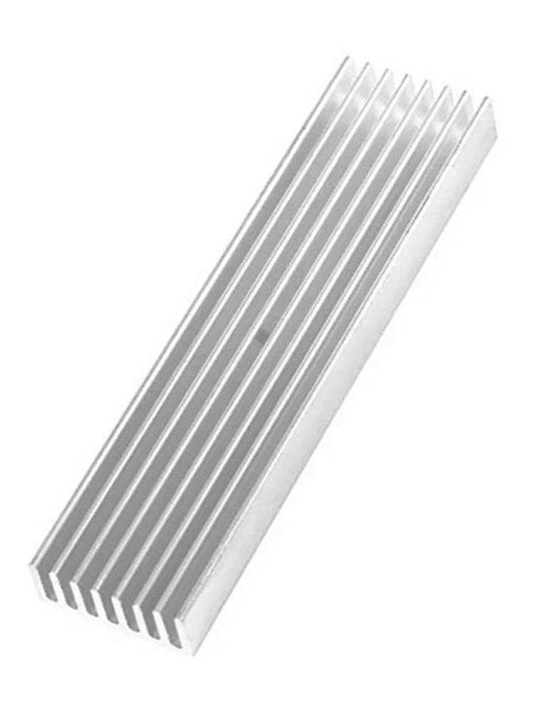 Aluminio Disipador De Calor del radiador De difusión De Calor módulo De...