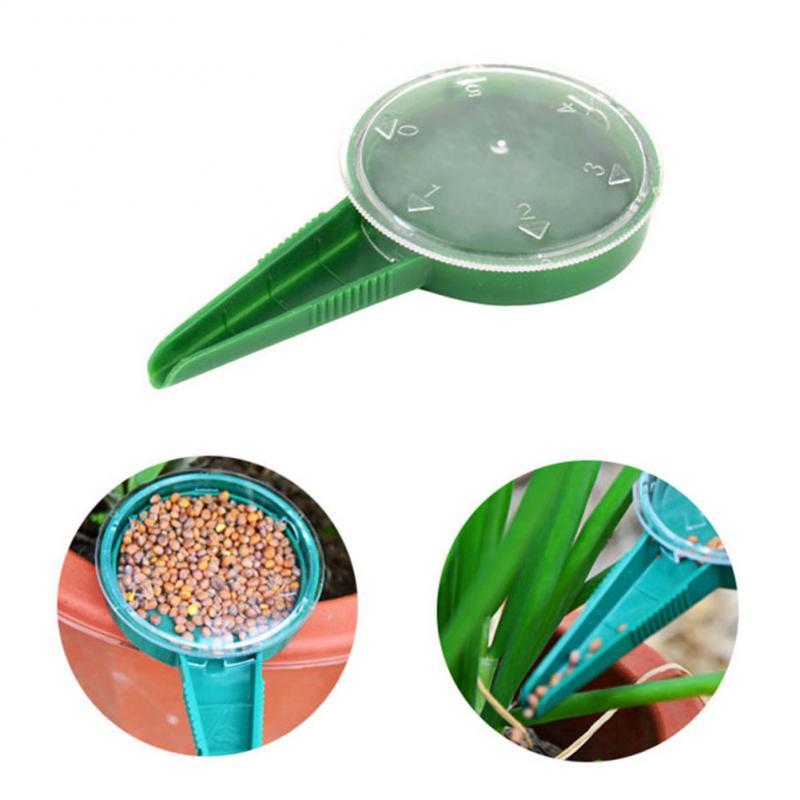 Seed Dial Adjustable Garden Tool Garden Plant Seed Dispenser Sower Planter HEK Gardening tool 5 gear