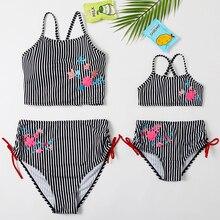 Bikini para mujer, traje de baño de verano para playa, trajes de baño para mujer, conjuntos de bikini de cintura baja, trajes de baño para mujer swmwear