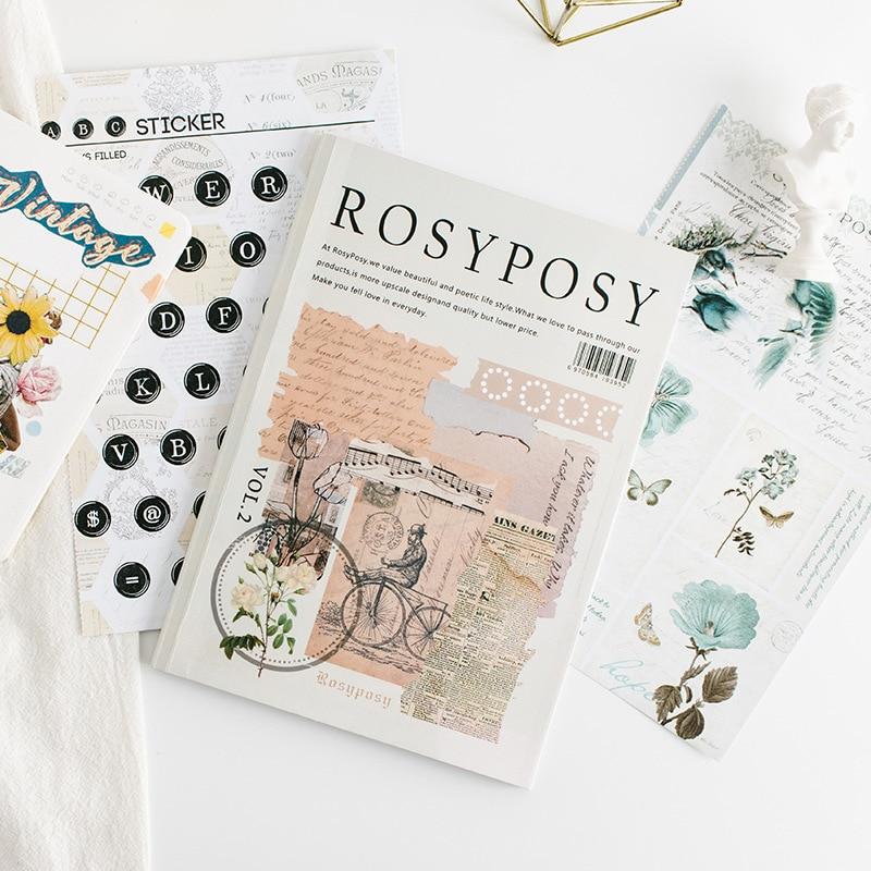 kawaii-rosyposy-life-series-adesivo-carino-adesivi-personalizzati-diario-fiocchi-fissi-scrapbook-adesivi-decorativi-fai-da-te