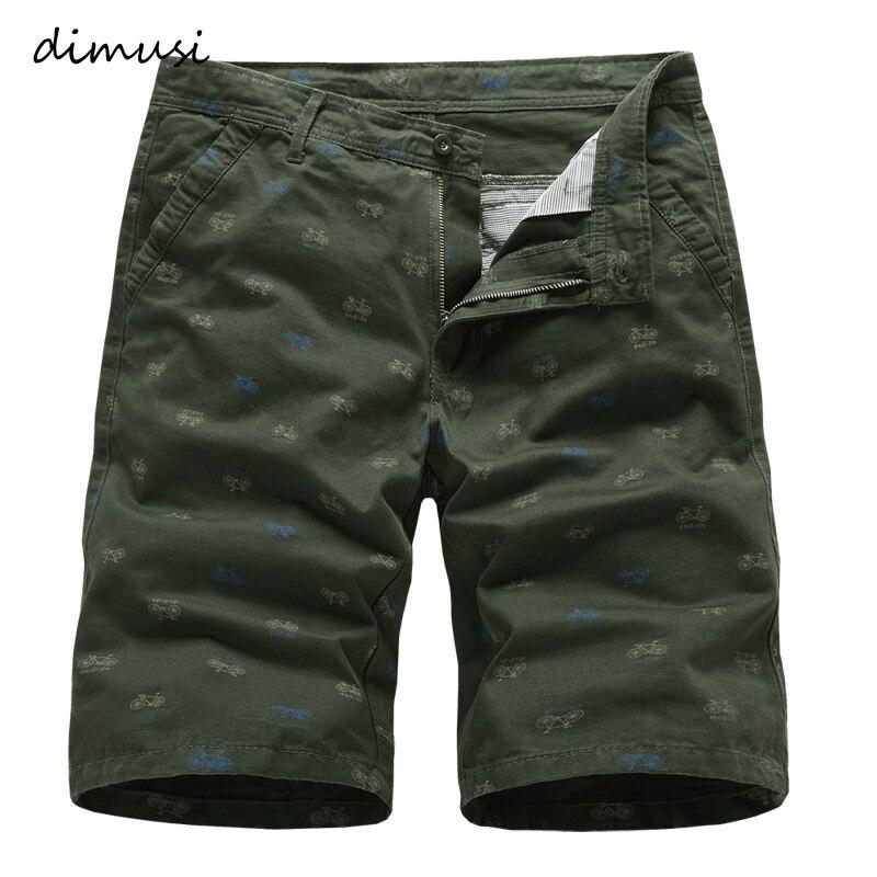 Pantalones cortos DIMUSI de verano para hombre, pantalones cortos informales de algodón para hombre, pantalones cortos transpirables a la altura de la rodilla para hombre, pantalones cortos de playa para correr