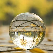 30Mm/40Mm Crystal Ball Quartz Glas Transparante Bal Bollen Glas Bal Fotografie Ballen Crystal Craft Decor Feng shui