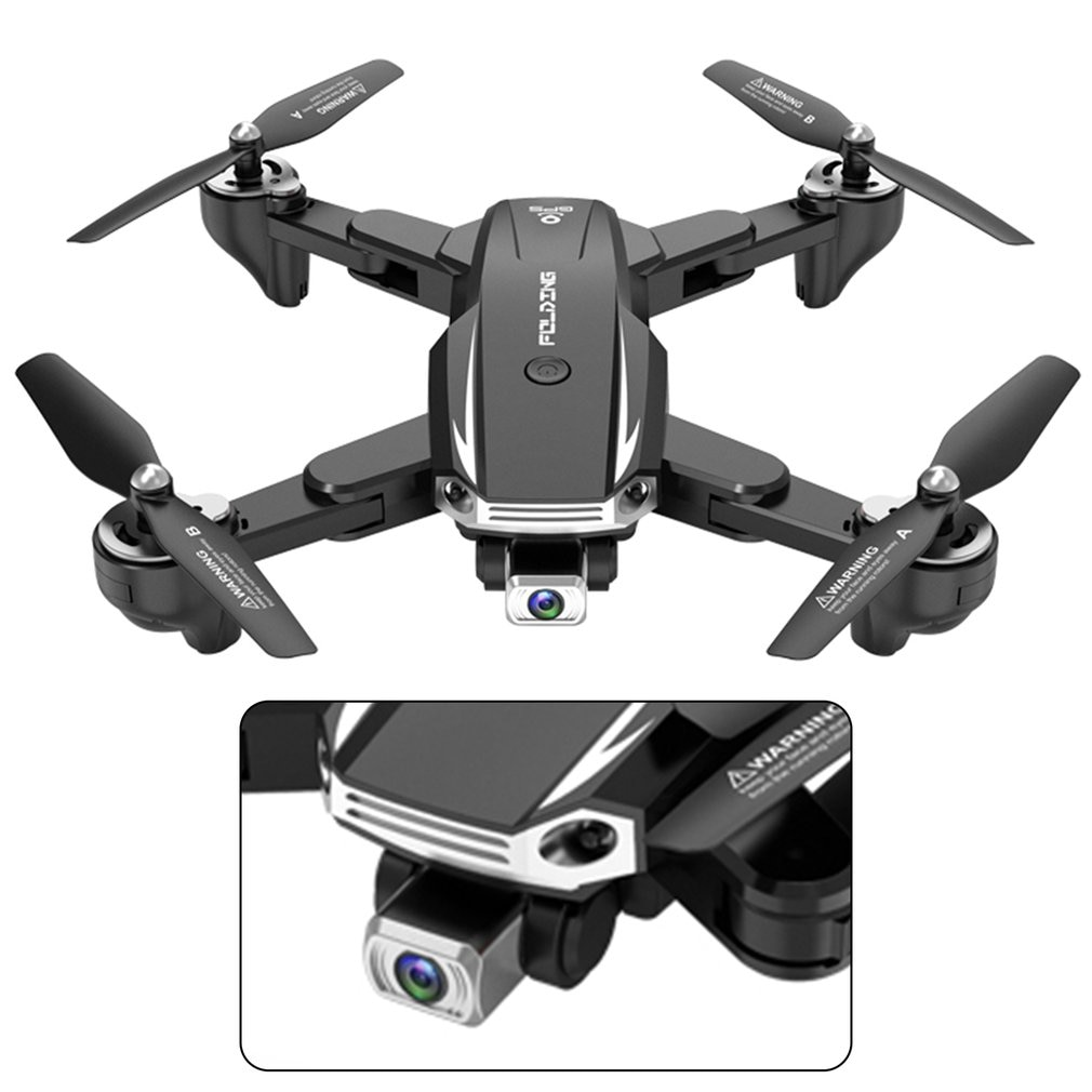 S6 4K High Definition Pixel Drone Camera WIFI FPV Hight Hold Mode One Key Return Foldable Arm Quadcopter RC Drone For Kid Gift enlarge