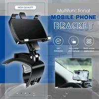 car phone holder universal smartphone stands car rack dashboard support for grip mobile phone fixed bracket gps navigation brack