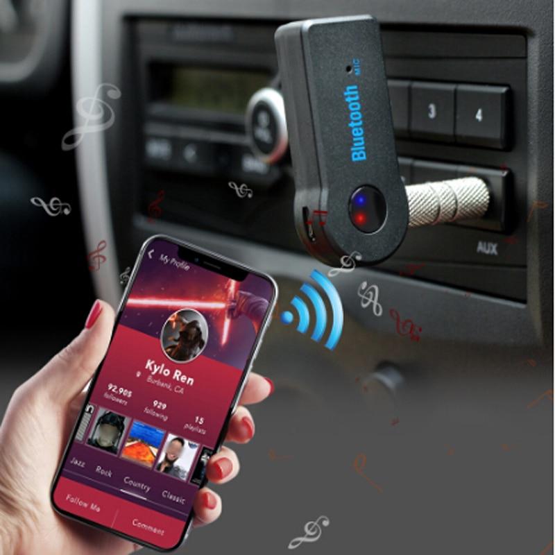 Jack de 3,5mm Bluetooth Audio AUX receptor para VW Golf 5 5 5 6 6 7 Jetta MK5 MK6 CC Tiguan Passat B6 b7 b8 Scirocco Touareg R línea GTI