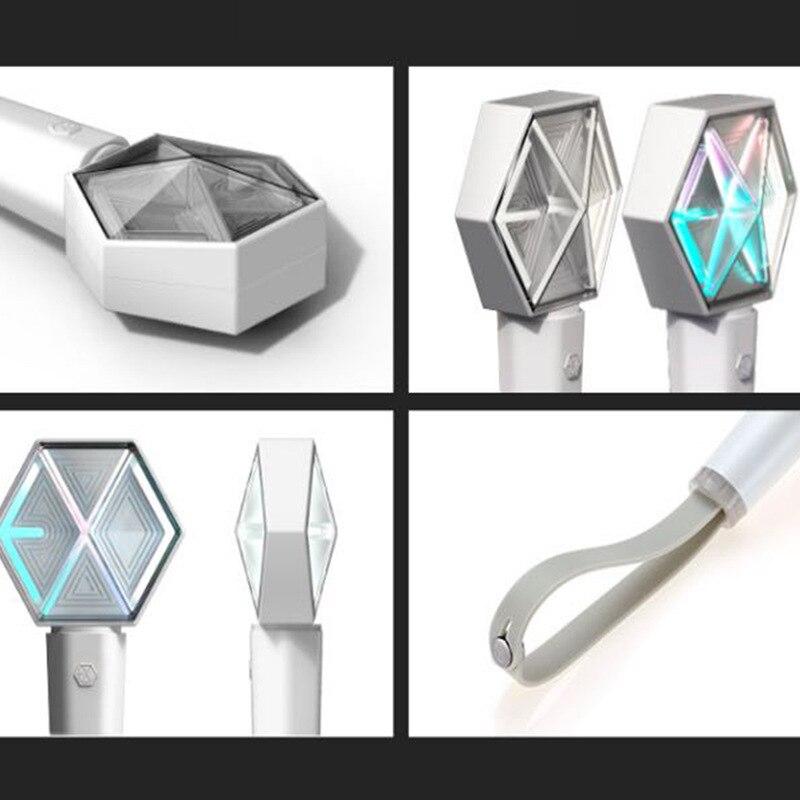 Exo Three Generations Etude Stick Yingyuan Light Lantern Stick Light Stick Official Concert Celebrity Inspired Hand Light enlarge